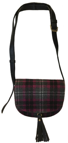 Stephanie Saddle Bag